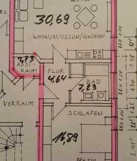 Freundliche, neuwertige 2-Zimmer-Wohnung in Neuhofen