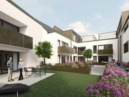 Der Dreiseithof | 2-Zimmerwohnung mit Terrasse und Garten in Mainz-Drais !!