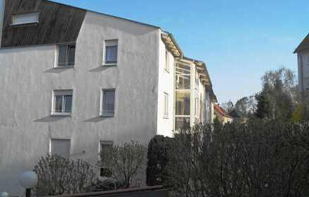 Großzügige 2-Zi-Terrassenwohnung wie kleines eigenes Haus