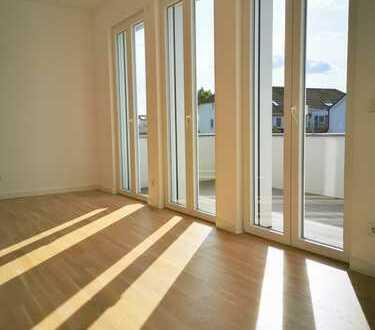 Lichtdurchflutete 3-Zi-Wohnung mit großem Balkon direkt in Königs Wusterhausen
