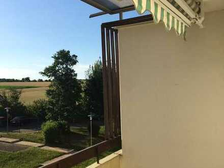 Gepflegte 3-Zimmer-Wohnung mit Balkon und Einbauküche in Schwieberdingen