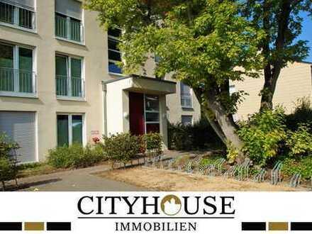 CITYHOUSE: Wunderschöne Komfortwohnung mit hochwertiger Ausstattung, Südbalkon, EBK, TG-Stellplatz