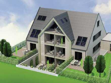 **NEUBAU** Moderne Eigentumswohnungen in Raesfelds Süden
