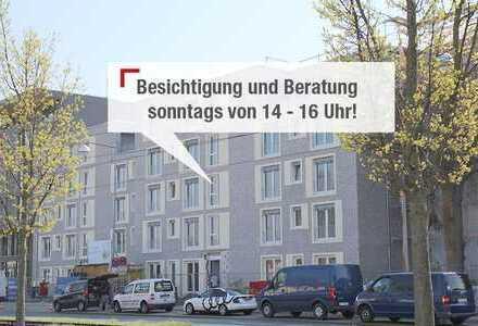 Hervorragende Neubauwohnung mit Balkon in bester Lage Hannovers