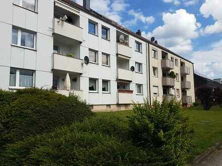 Modernisierte 4-Zimmer-Wohnung mit Balkon und Einbauküche in Hersbruck