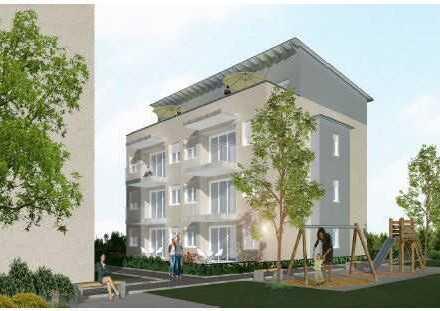 Qualitätsvolles Wohnen in Umkrich: stilvolle 3-Zimmer-Wohnung inklusive eigenem Garten