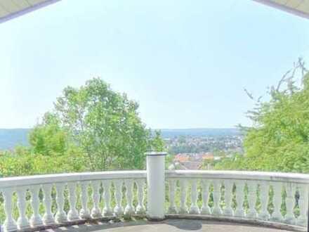 Nahe Hachelanlage - herrlich, großzügiges Anwesen mit schöner Sicht über Pforzheim