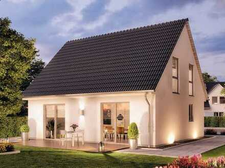 Das Familienhaus in Leer mit praktischem Grundriss.