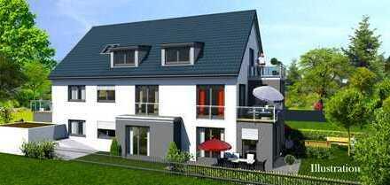 3 Zimmer Wohnung mit zwei Bäder und Südbalkon