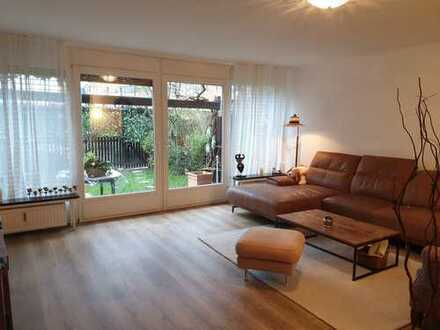 5-Zimmer-Eigentumswohnung mit Garten in einem 2 Familienhaus in Bonn Brüser Berg