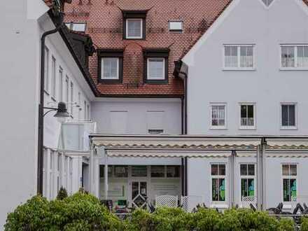 Gehobene aber preiswerte 3,5-Zimmer-Maisonette-Wohnung mit Balkon und Einbauküche in Gundelfingen