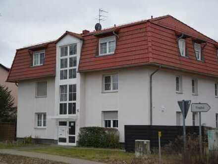 Schöne ein Zimmer Wohnung mit Balkon - Südausrichtung in Petershagen