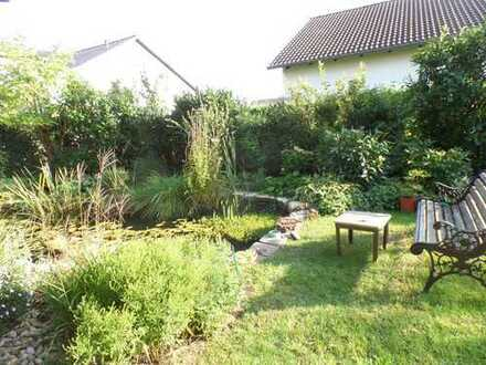3-ZKB + 2 Souterrrainräume, Photovoltaik, traumhaftem Garten + festem Mietertrag für Kapitalanleger!