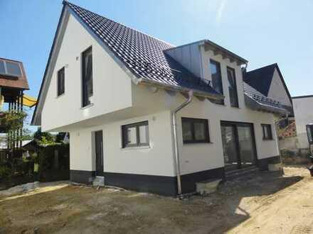 Neubau – freistehendes Einfamilienhaus in BESTLAGE von Aichach