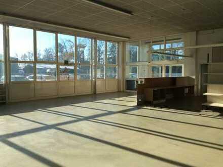 Produktionshalle + Büro zu vermieten - individuell gestaltbar!