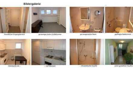 Gemütliche 1-Zimmer-Wohnung mit Einbauküche in Pforzheim