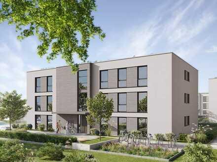 Im Bau: Sehr große 2 Zimmer Wohnung - AVANTUM® in Emmendingen Kollmarsreute
