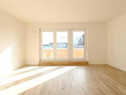 Erstklassiges Wohngefühl - 3 Zi. auf 96 qm inkl. Balkon und EBK