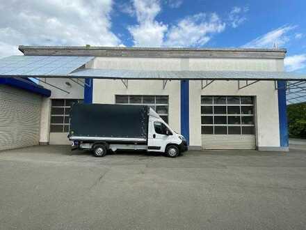 Lager- und Produktionshalle mit Büroeinheiten in Kronach zu verkaufen