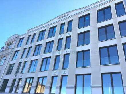 NEU! direkte Zentrumslage - Top Preis-Leistung - 3-Raum-Wohnung im Neubau - großer Balkon - EBK