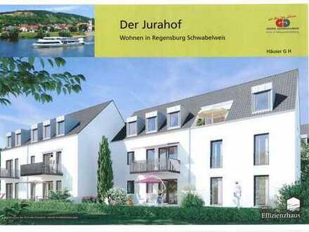 """Zeitlos schön! Neubau EG 2-Zimmer ETW in Schwabelweis """"Der Jurahof"""""""