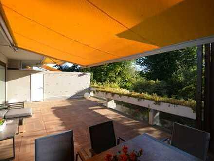 Luxus 4 Zi. - Terrassen -Wohnung in Villenlage ( Haus im Haus ) - Kernsaniert 20192019