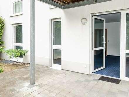 Zentrales Wohnen - Renovierte 3 ZKB mit Terrasse in Bielefeld-Mitte