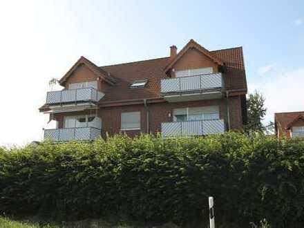 Helle und moderne Wohnung in ruhiger Lage in Wiedenbrück