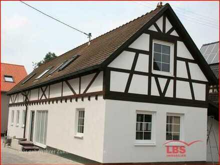 Die Alternative zur Eigentumswohnung, kernsaniertes EFH
