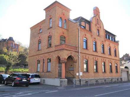 Zentral gelegene Büroetage mit 6-Räumen und Empfang in charmantem Altbau in Lahnstein