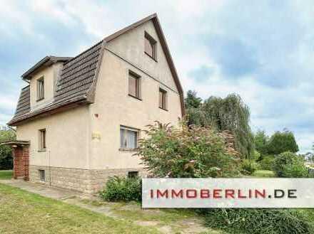 IMMOBERLIN.DE: Attraktives Ein-/Zweifamilienhaus in angenehmer Lage