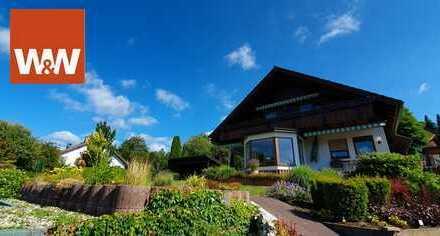 Haus in traumhafter Aussichtslage mit großem Garten