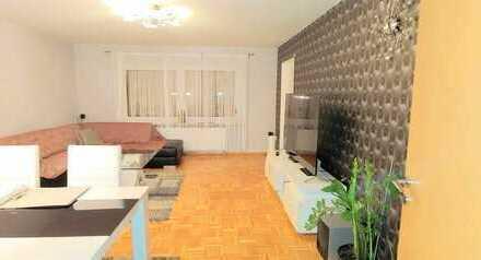Moderne 3 Zimmer Wohnung mit Einbauküche + gr. BLK+Garage!!