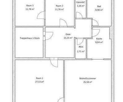 Ansprechende 4-Zimmer-Wohnung in Neuburg mit Balkon und Blick ins Grüne