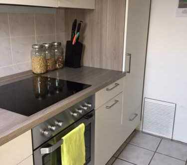 Wird neu renoviert: 4 Zimmer-Dachgeschoss-Wohnung im Zentrum von Mennighüffen