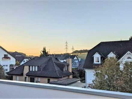 Neubau DG-Eigentumswohnung in Waldalgesheim