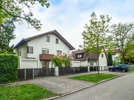 TOP-Lage! Attraktive 4-Zi.-Maisonette-Whg in bester Wohnlage mit 2 Balkone und Garage!