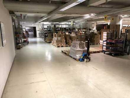 Lager / Büro / Werkstatt / Versandhandel 50 - 535 qm mit LKW Rampe