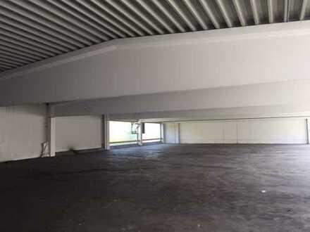 Lagerhalle/ Parkgarage/ Stellplätze 720m² mit möglicher Erweiterung *Werkstatt 300m² + Büro 40m²
