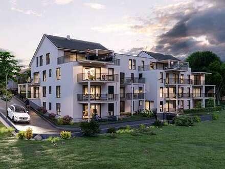 3,5 Zi-Wohnung - Hirschbergvilla | Weinsberg - stadtnah wohnen | naturnah leben
