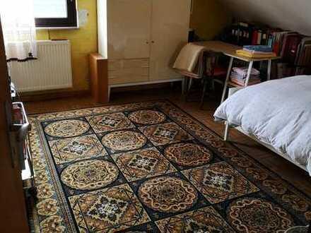 Solo-WG: 1 Zimmer, Küche, Bad - möbliert - 15 Fußminuten zur Uni, 5 Fußminuten zur Mainzelbahn