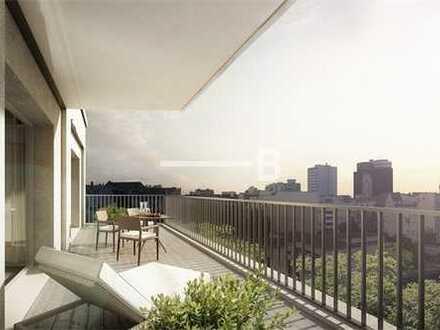 Erstklassige Penthouse Wohnung im Erstbezug / TG Stellplatz, Concierge Service uvm.