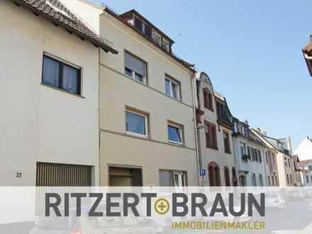 4-5 Zimmer Maisonette Wohnung in Aschaffenburg/Damm!