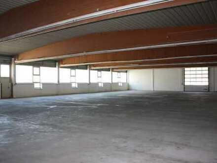 Freitragende Produktions- und Lagerflächen im Gewerbegebiet Ibbenbüren-Uffeln