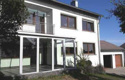 In diesem Haus sind wir glücklich! Leben an der Sonnenseite! ELW, private Werkstatt, Solaranlage!