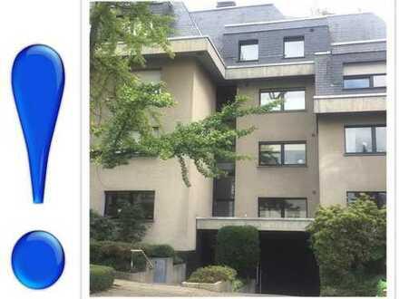 RUHIGES WOHNEN IN GUTER LAGE - Bredeney: Schöne 3-Zimmer-Wohnung mit Balkon.