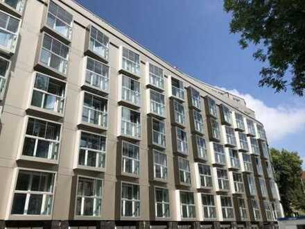Exklusive, neuwertige 1-Zimmer-Wohnung mit Balkon für Studenten und Auszubildende