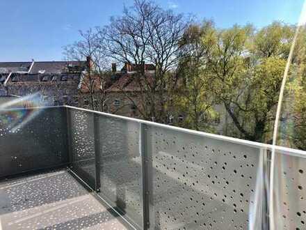 Erstvermietung: hochwertige Dachgeschosswohnungen in Spreenähe