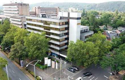 Büroetage mit 643m² im ehemaligen Regierungsviertel in Bonn