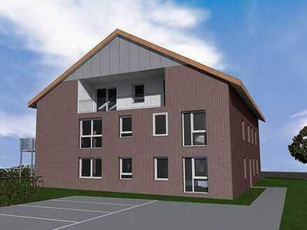 Großzügige Dachgeschoss-Eigentumswohnung, mit Dachterrasse richtung Süden / KfW-55